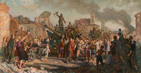"""""""Мінск 3 ліпеня 1944 года"""""""