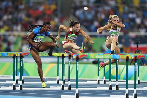 Бягуха Аліна Талай заняла трэцяе месца на міжнародным турніры ў Італіі