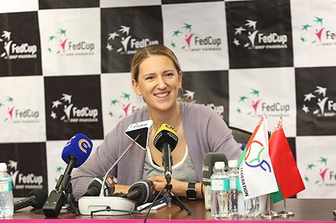 Вікторыя Азаранка мае намер вярнуцца на корт да Уімблдонскага турніру