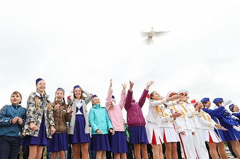 Дзень міру ў Беларусі
