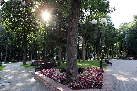 Парк Гомельскага палацава-паркавага ансамбля