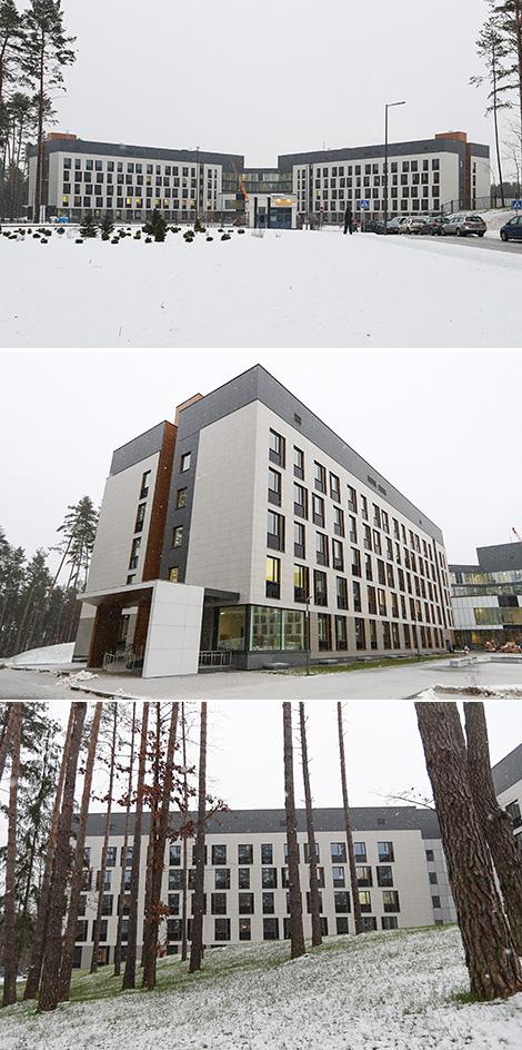 Новы клінічны медцэнтр у Ждановічах зможа абслугоўваць да 10 тыс. чалавек