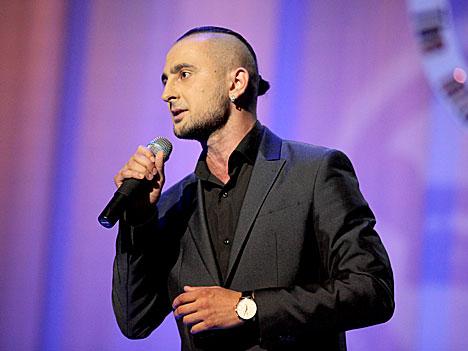 Віталіе Негруца з Малдовы