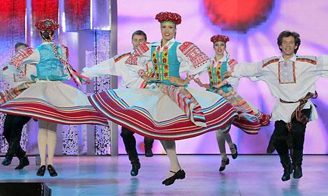 """Беларускі дзяржаўны акадэмічны заслужаны харэаграфічны ансамбль """"Харошкі"""""""