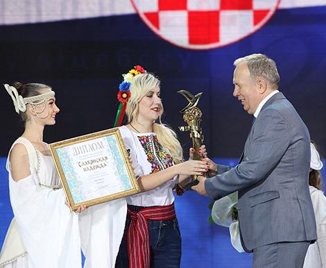 Ніна Краліч з Харватыі