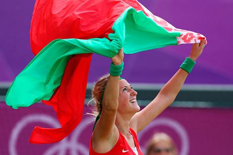 Вікторыя Азаранка выйшла ў трэці раўнд Уімблдонскага тэніснага турніру