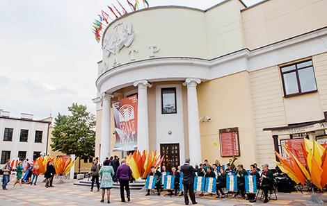 """Тэатральны фестываль """"Белая вежа"""" пройдзе 8-16 верасня ў Брэсце"""
