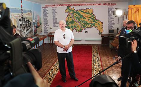 """""""Цярпець не магу ляжаць на пляжы"""" - Лукашэнка расказаў аб сваім стаўленні да водпуску і адпачынку"""