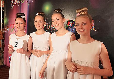 Шоу-група So-Ni-Ка (Віцебск) выступіць пад нумарам 2