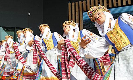 """Беларускі павільён на """"ЭКСПА-2015"""" у Мілане"""
