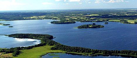 Возера Нарач увайшло ў топ-3 самых папулярных курортаў СНД у расіян