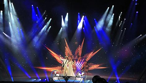 """Група NaviBand пазмагаецца сёння за выхад у фінал """"Еўрабачання"""""""