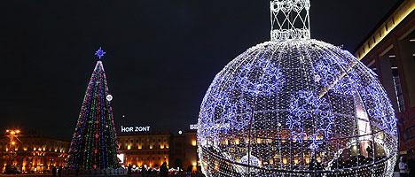 Новы год і Каляды ў Беларусі