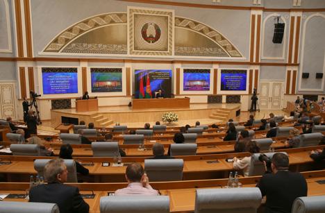 Лукашэнка выступае за больш адкрытае расследаванне допінгавых скандалаў у спорце