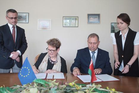 ЕС плануе выдзеліць у бліжэйшы час 14,5 млн еўра на прыродаахоўныя мерапрыемствы ў Беларусі