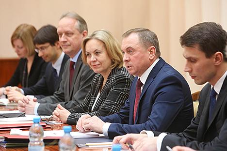 МЗС Беларусі разлічвае на значнае ўмацаванне даверу з Польшчай