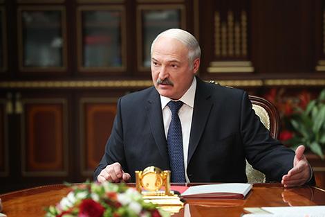 Лукашэнка актуалізаваў задачу па перафармаціраванні работы МЗС