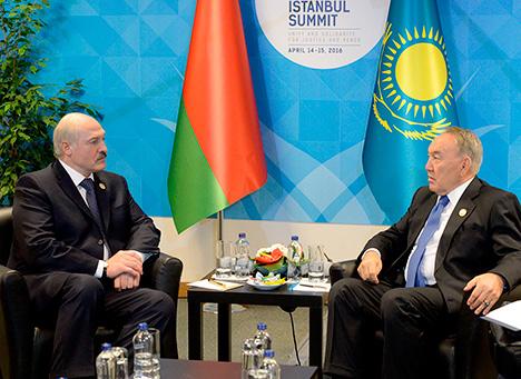 Казахстан прапануе Беларусі актыўна выкарыстоўваць яго транспартную структуру для гандлю з Кітаем