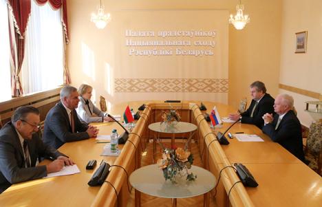 Андрэйчанка: Беларусь гатова служыць пляцоўкай для выхаду Славакіі на рынкі ЕАЭС і трэціх краін