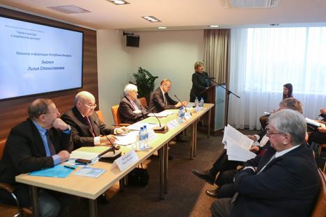Ананіч: Беларусь - дзяржава, якая працягвае руку дабра і міру ўсім краінам