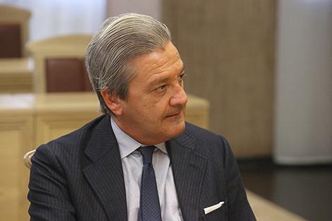 Мясніковіч: Беларусь гатова да дыялогу з Саветам Еўропы ў важных сферах