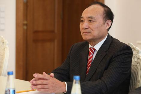 Кабякоў: Беларусь зацікаўлена ў новых сумесных праектах з Міжнародным саюзам электрасувязі