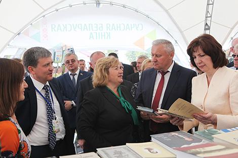 Ананіч: Дзень беларускага пісьменства - магчымасць выказаць удзячнасць за захаванне роднага слова