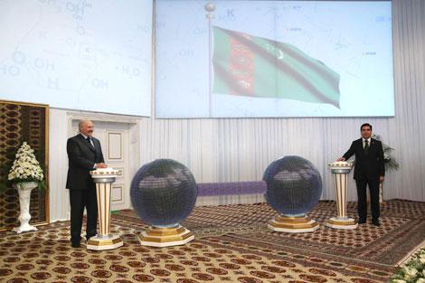 Лукашэнка: Будаўніцтва Гарлыкскага ГАК задало тэмп у рэалізацыі такіх праектаў у рэгіёне