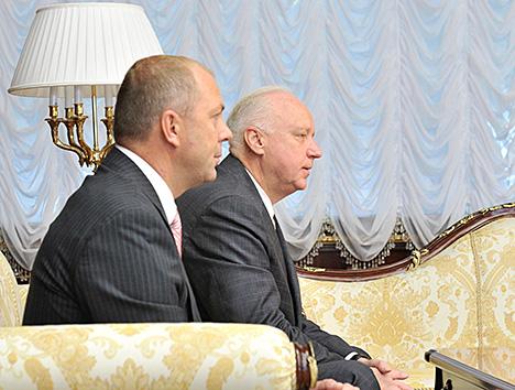 Лукашэнка: Следчым Беларусі і Расіі ёсць чаму павучыцца адзін у аднаго