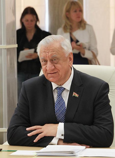 Міхаіл Мясніковіч