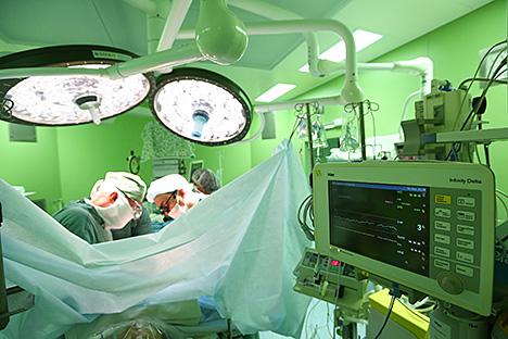 Румо: Вопыт беларускіх хірургаў па трансплантацыі органаў запатрабаваны ў свеце