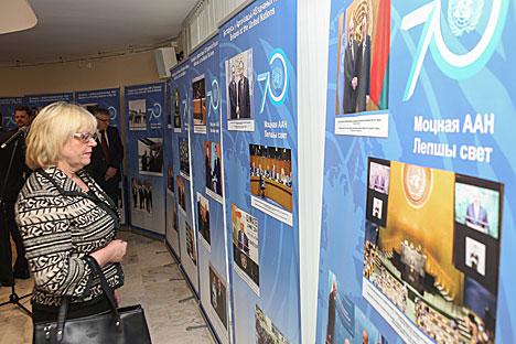 Самарасінха: Беларусь з'яўляецца чэмпіёнам па супрацоўніцтве і ініцыятывах у ААН