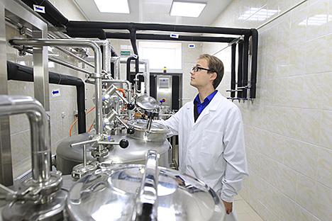 Мясніковіч: Нацыянальная акадэмія навук становіцца рэальнай навукова-вытворчай карпарацыяй