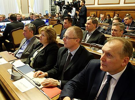 Кабякоў: Усебеларускі народны сход знамянуе сабой пачатак новага этапу ў жыцці грамадства