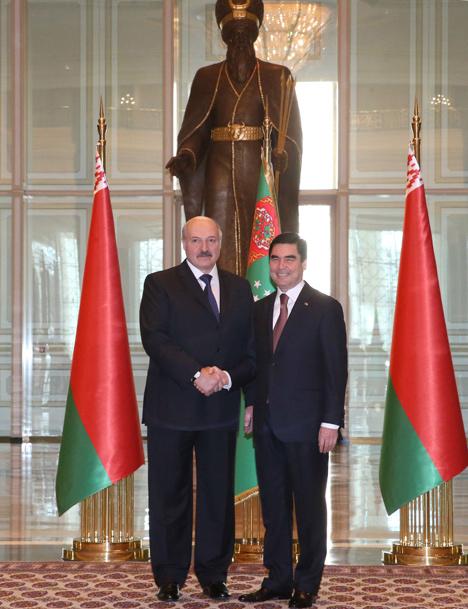 Лукашэнка: Важнейшым прынцыпам пабудовы дзяржавы ў Беларусі з'яўляецца якасць жыцця людзей