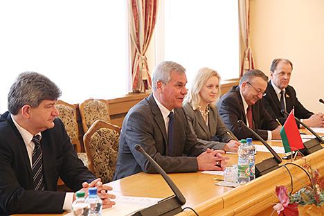 Андрэйчанка разлічвае, што Балгарыя будзе назіраць за парламенцкімі выбарамі ў складзе місіі ПА АБСЕ