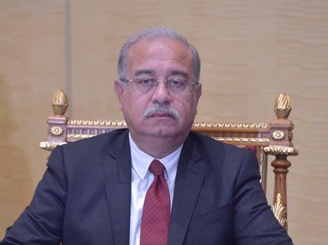 Прэм'ер-міністр Егіпта Шэрыф Ісмаіл