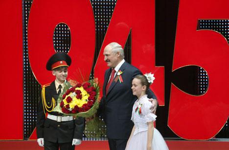 Лукашэнка: Беларусь гатова зрабіць усё неабходнае дзеля міру ва Украіне