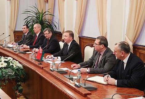 Кабякоў: Беларусь нацэлена на практычную рэалізацыю ўсіх дамоўленасцей з Кітаем