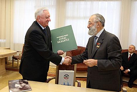 Чылінгараў: Беларусь і Расія павінны актыўна супрацоўнічаць у асваенні Арктыкі і Антарктыкі