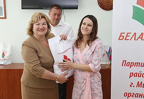 Ананіч: Беларусь зрабіла шмат, каб быць у ліку камфортных краін для маці і дзяцей