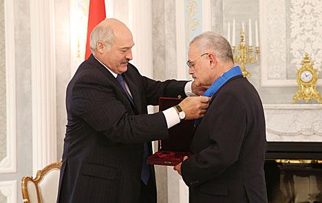 Артур Таір аглы Расі-задэ: Азербайджан прыкладзе ўсе намаганні для развіцця брацкіх адносін з Беларуссю
