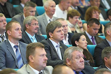 Бузоўскі: Спорт у Беларусі мае значна большае значэнне, чым у іншых краінах