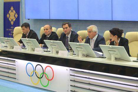 Рыжанкоў: Беларусь выступіць з шэрагам ініцыятыў на Генасамблеі ЕАК у Мінску