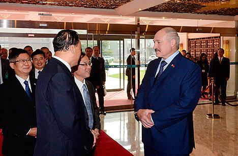 Лукашэнка: Нават добрыя мэты не павінны дапускаць нягодных сродкаў іх дасягнення
