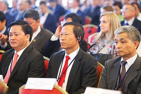 Чан Дай Куанг: В'етнам гатовы ствараць спрыяльныя ўмовы для паставак беларускай прадукцыі