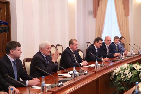 Беларусь прапануе Іркуцкай вобласці актыўней развіваць навукова-тэхнічную кааперацыю