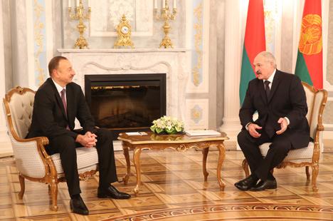 Лукашэнка: Азербайджан заўсёды можа разлічваць на Беларусь