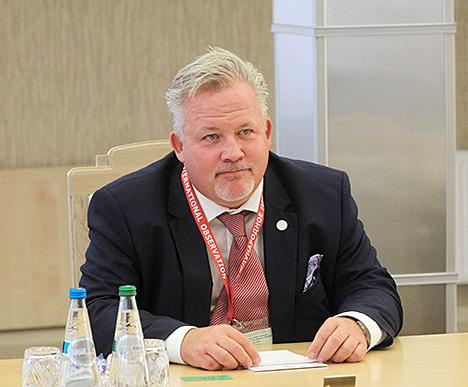 Мясніковіч: Беларусь гатова абмяркоўваць з АБСЕ любыя актуальныя пытанні