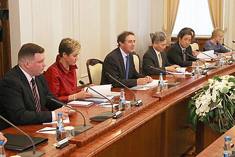 Сусветны банк зацікаўлены ў рэалізацыі сумесных праектаў з Беларуссю